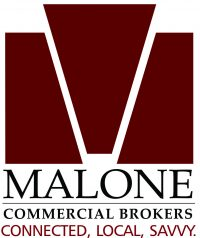 Malone Commercial Brokers Logo