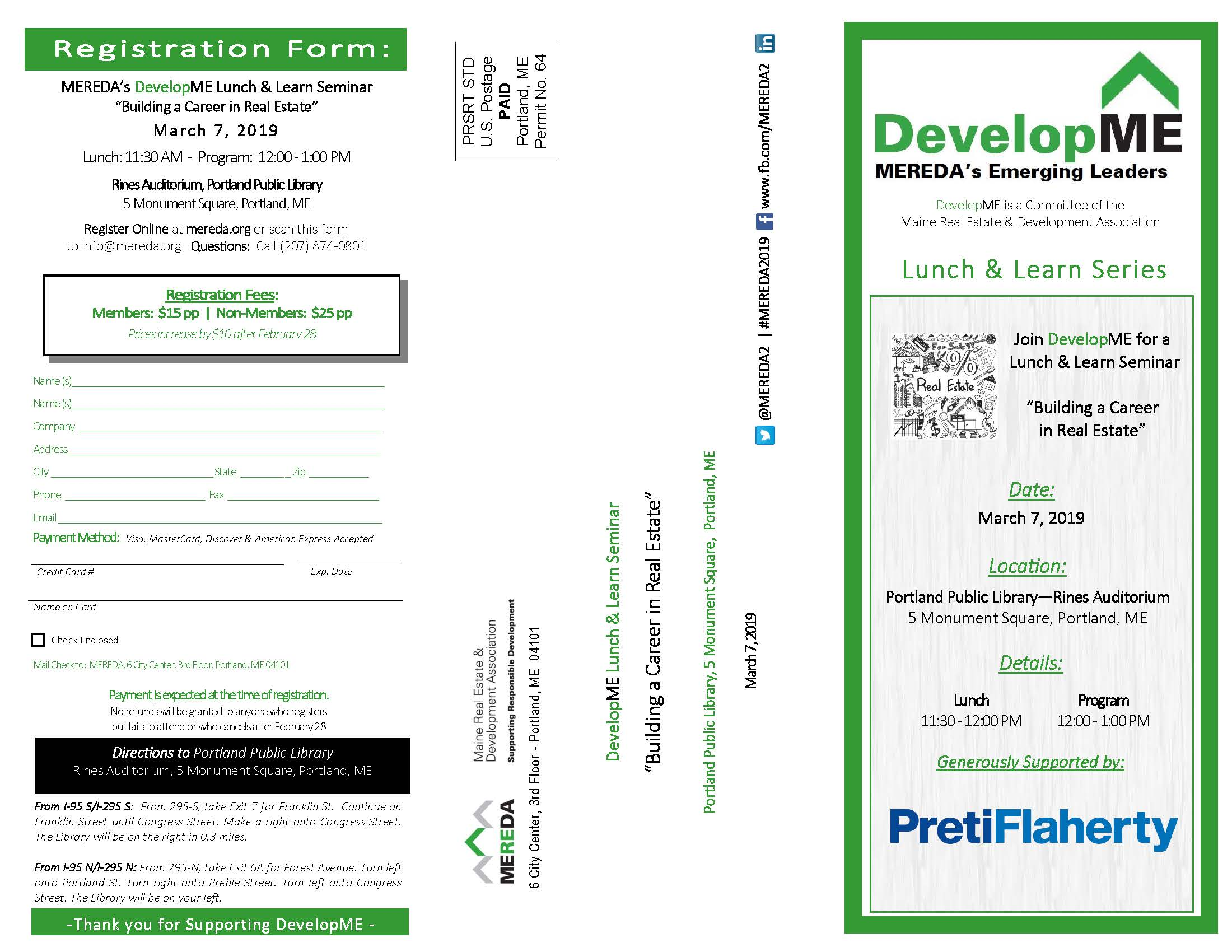 Event Mailer DevelopME LL 3.7.19