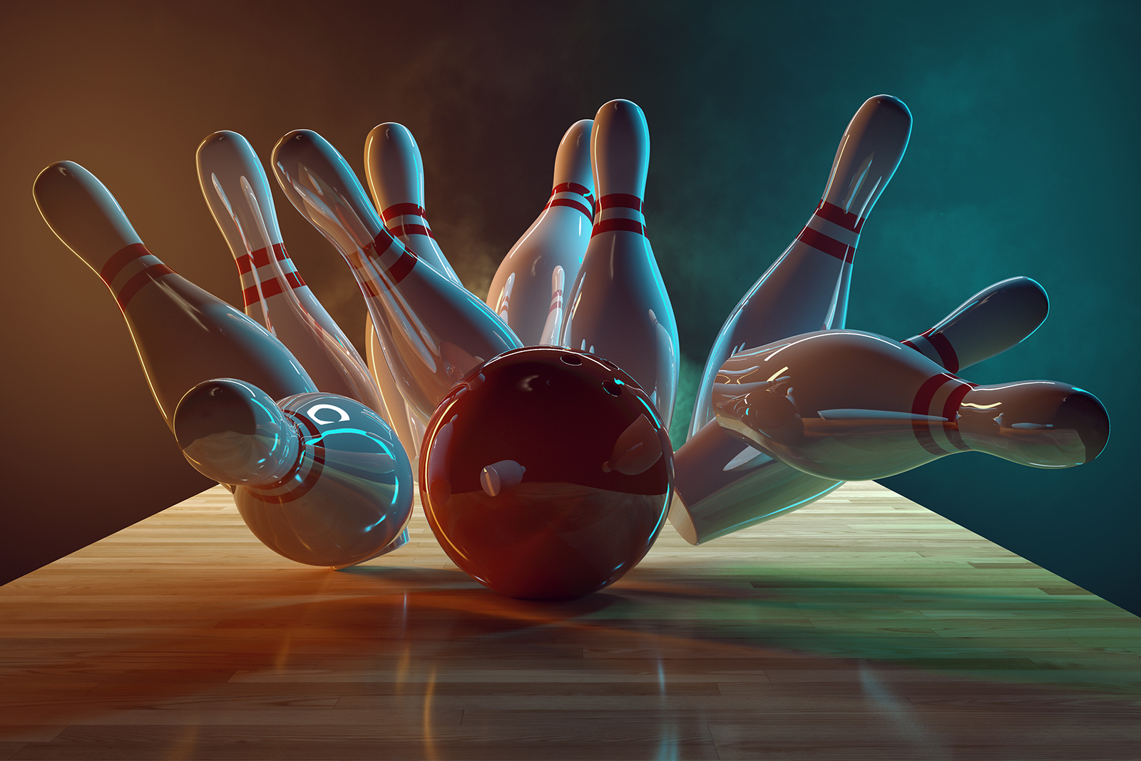 Bowl-a-Thon Graphic